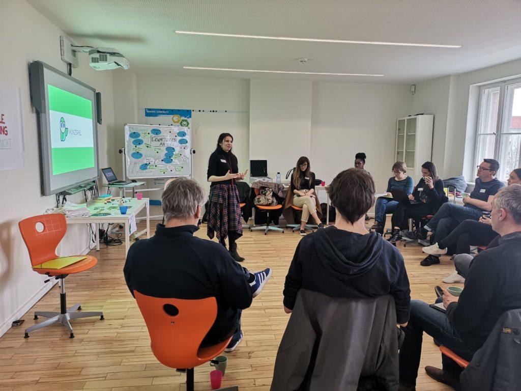 Botschafter-Ausbildung in Berlin
