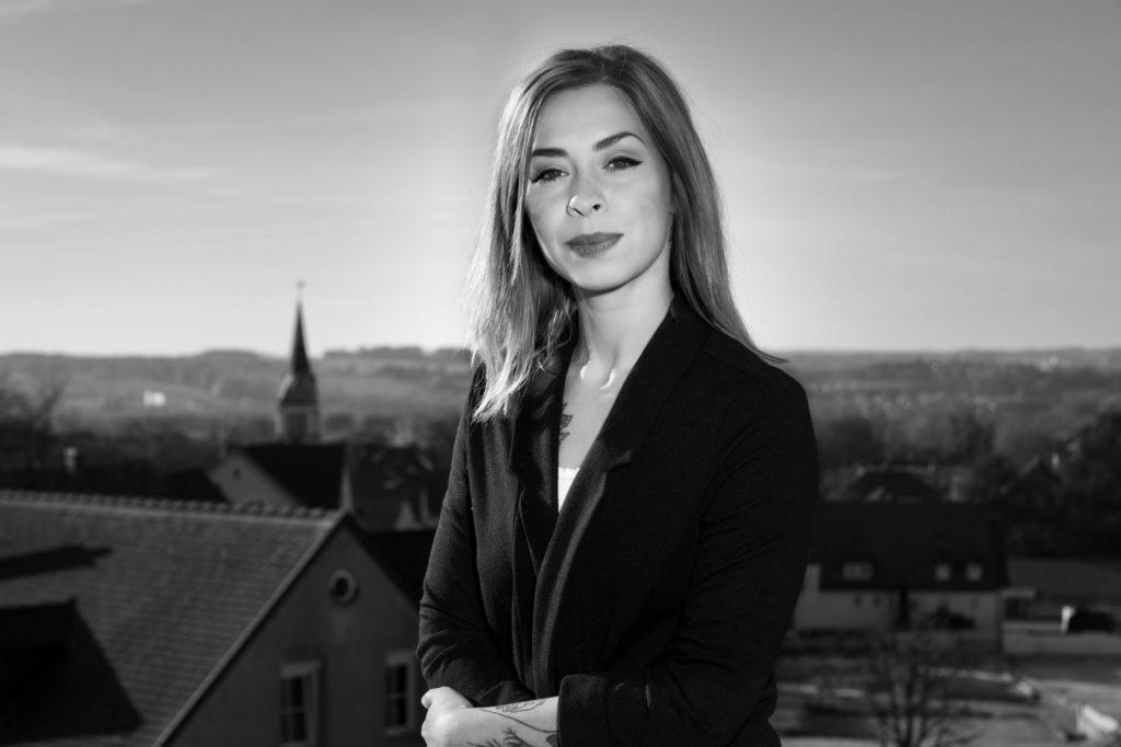 Neu im Team Jugendarbeit: Anita Schmitt